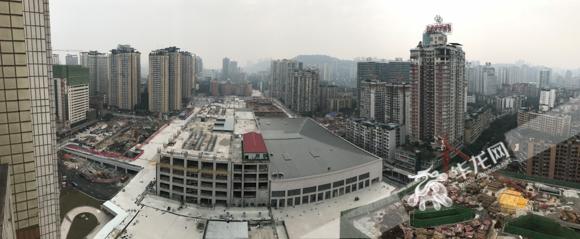 沙坪坝铁路综合交通枢纽。记者 石涛 摄.jpg
