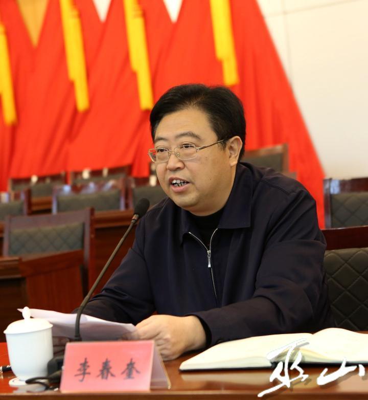 县委书记李春奎。卢先庆摄.JPG