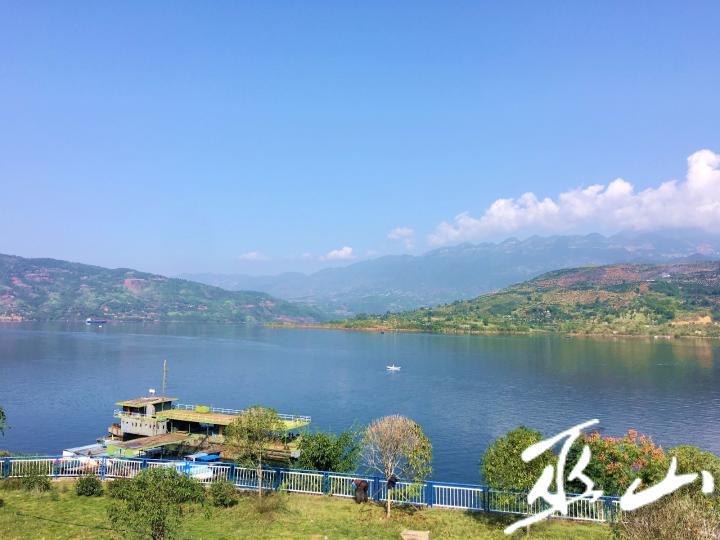 大昌湖国家湿地公园一隅。.jpg